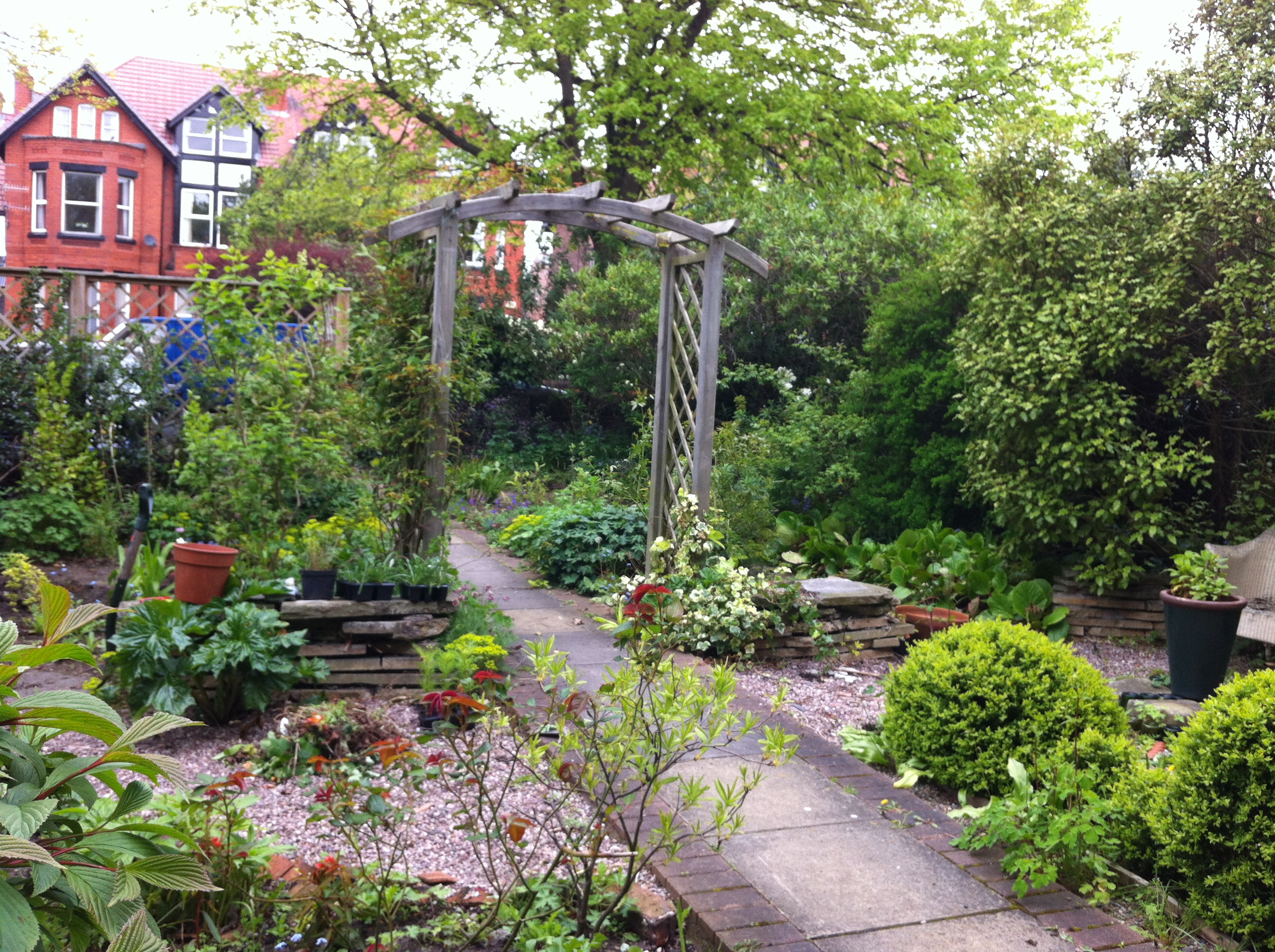 gardening readerjanedavis
