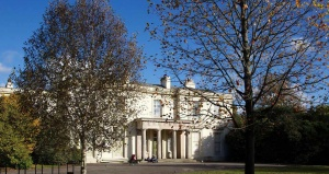 Calderstones Mansion House, where we will build the International Centre for Reading and Wellbeing