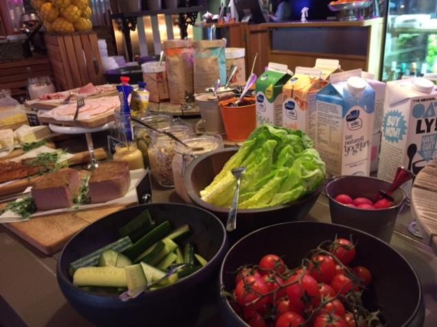 breakfast in sweden